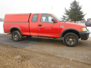 camion ford f150 4x4