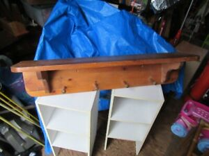 WALL SHELVES - multiple items - REDUCED!!!!