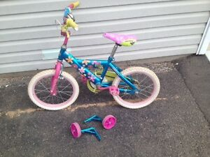 """16"""" girl bicycle for 25$!"""