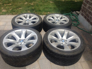 BMW Tires, great condition