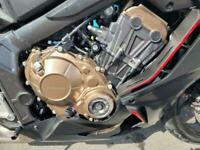 2019 Honda 650 R Crb Manual