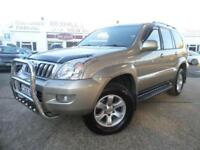 Toyota Landcruiser 3.0 D-4d LC5 Automatic 8 Seater DIESEL AUTOMATIC 2005/05