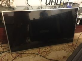 Panasonic 42 inch 3D smart tv spares or repairs needs a new screen
