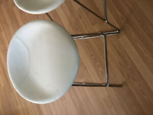 2 barstools $40 for pair