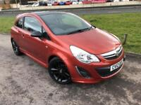2012 Vauxhall Corsa 1.2i 16v Limited Edition - FSH - New MOT - Only 41000 Miles