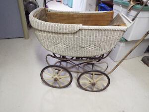 Baby Pram, Very Old