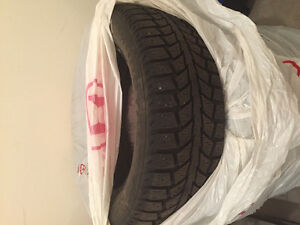 Selling Winter tires