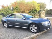 used audi a8 cars for sale in northern ireland gumtree. Black Bedroom Furniture Sets. Home Design Ideas