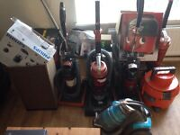 Job Lot Hoovers and Vacuum Cleaner Accessories