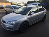 2007 Ford Focus 1.6TDCi ( 90ps ) Style diesel manual