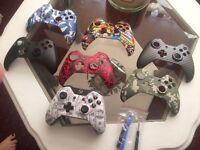 Xbox controller shells