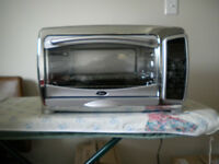 New Toaster Oven