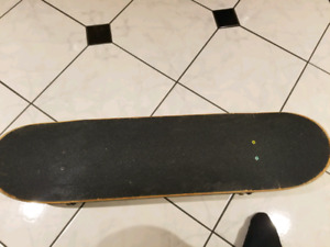 Coustom Skate board used for a month, works great