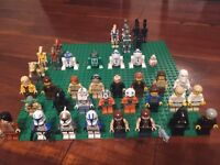 Huge Lego Star Wars collection