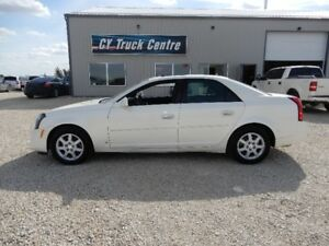 2006 Cadillac CTS Lthr Roof Low Kms Sedan