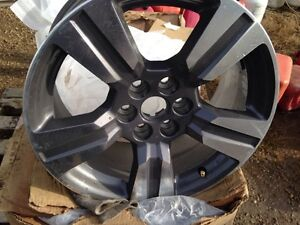 "New Rims 18"" Alum/ Sterling Silver Strathcona County Edmonton Area image 1"