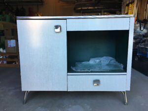 Retro White Buffet from the 50's