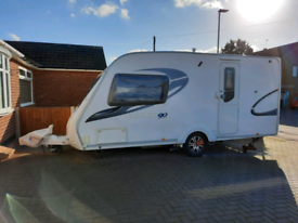 2010 sterling eccles 2 berth with motor mover