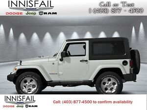 2015 Jeep Wrangler Sport   4x4 Low Kms Manual Soft Top Touch Scr