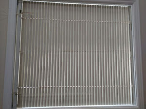 Blinds and Curtain Rods