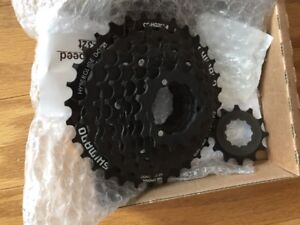 Shimano 8 speed Cassette, 12-32t, brand new