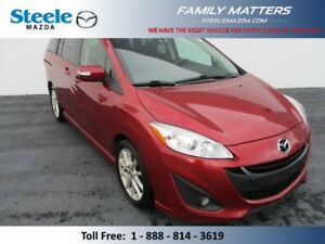 2013 MAZDA MAZDA5 GT (INCLUDES NO CHARGE WARRANTY)