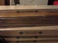 Planchers flottants a la boite (9 boites) pourrais negocier