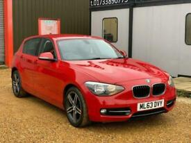 image for 2013 63 BMW 1 SERIES 1.6 116I SPORT 5D 135 BHP