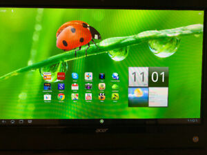 """Acer All-in-One 22"""" tablet and monitor"""