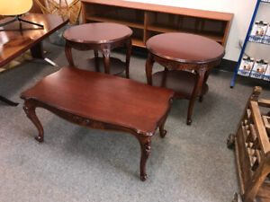 French Provincial Coffee table 2 side by Hentschels  in Waterloo