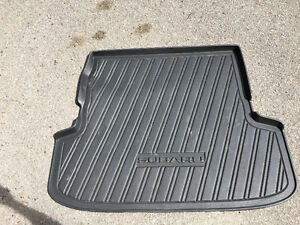 Cargo mat/line for Subaru Outback 2005-2009