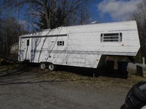 Caravane a sellette Fifth-Wheel 30 pieds