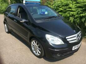 image for 2006 Mercedes-Benz B Class B180 CDI SE 5dr 1 lady owner MPV Diesel Manual