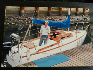 Copy of Trekka sailboat for sale PRICE REDUCED BY 1500$ Sailboat