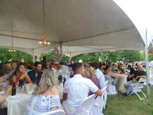 Diamond Tents and Event Rentals - Chairs, Tables and Dish rental Peterborough Peterborough Area image 8