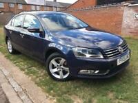 Volkswagen Passat 1.6TDI ( 105ps ) BlueMotion Tech ( s/s ) 2013MY S P X Welcome
