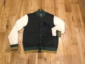 Next Mens Baseball Jacket XL New