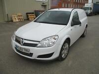 2012 Vauxhall Astravan 1.7CDTi 16v 125PS Club 1 owner diesel euro 5 cd stereo