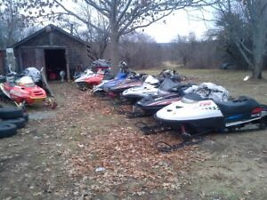 parting all these sleds and more