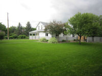 Beautiful updated character home in Nobleford