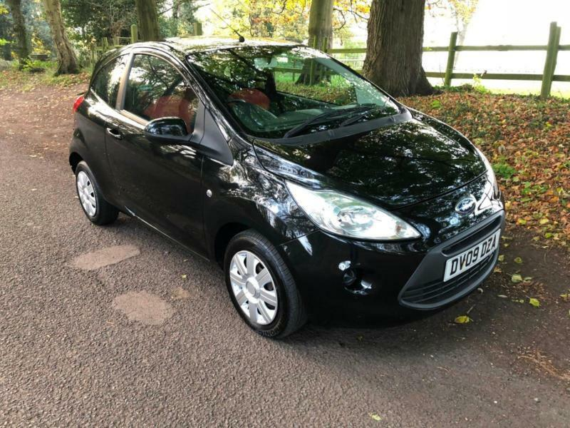 Ford Ka Style   One Lady Owner From New  Road Tax