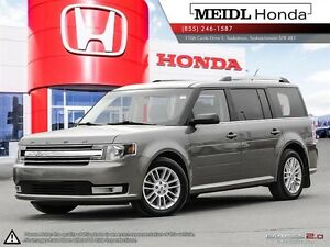 Ford Flex SEL Leather/Pano Roof AWD PST Paid 2013