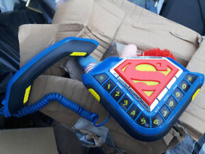 Superman  Telephone