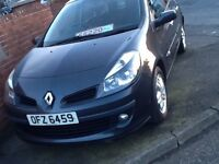 nice clean new shape Clio mot today 24/3/17