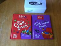 Ella's Kitchen Cookbooks
