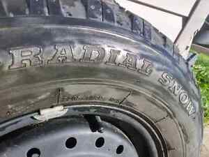 ***PRICE REDUCED***GREAT TIRES (205 70 15 with rims)
