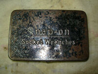 snap-on 1930 kit de ratchet antique