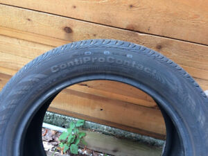ContiPro Contact 215/55 R18 tire