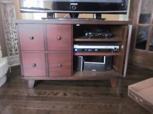 Pottery Barn T.V. Stand - Great Condition!
