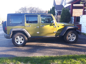 08' Jeep Rubicon Unlimited REDUCED need gone asap